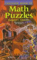 Fantastic Book of Math Puzzles