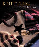 Knitting for the First Time