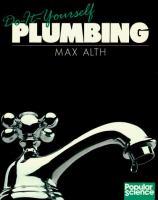 Do-it-yourself Plumbing