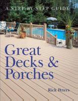 Great Decks & Porches