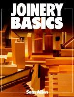 Joinery Basics