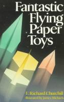 Fantastic Flying Paper Toys