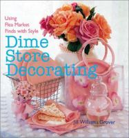 Dime Store Decorating