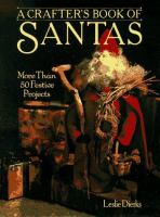 A Crafter's Book of Santas