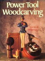 Power Tool Woodcarving