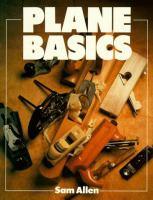 Plane Basics