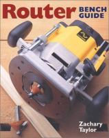 Router Bench Guide