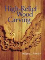 High Relief Wood Carving