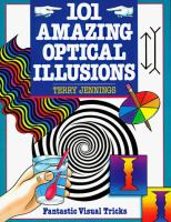 101 Amazing Optical Illusions
