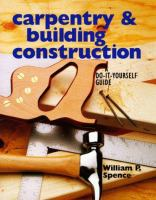 Carpentry & Building Construction