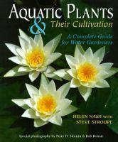 Aquatic Plants & Their Cultivation