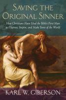 Saving the Original Sinner