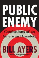 Cover of Public Enemy:  Confessions