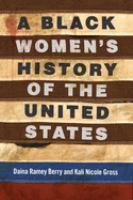 Cover of A Black Women's History