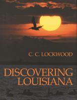 Discovering Louisiana