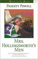 Mrs. Hollingsworth's Men