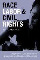 Race, Labor & Civil Rights