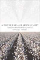 A Disturbing and Alien Memory
