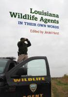Louisiana Wildlife Agents