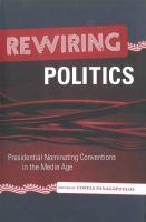 Rewiring Politics