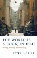The World Is A Book, Indeed