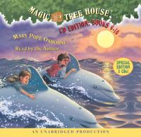 Magic Tree House Collection #2