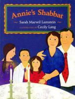 Annie's Shabbat