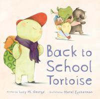 Back to School Tortoise