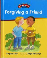 Forgiving A Friend