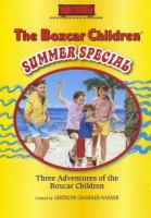 The Boxcar Children Summer Special