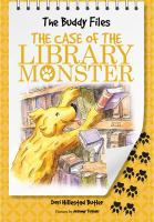 The Buddy Files, the Case of the Library Monster