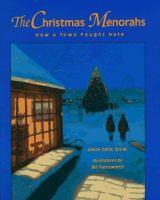 The Christmas Menorahs
