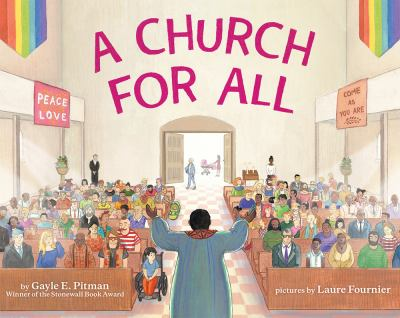 A Church for All(book-cover)