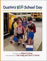 Dustin's Big School Day