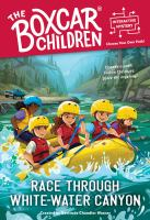 Race Through White-Water Canyon