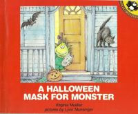 A Halloween Mask for Monster