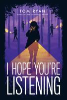 I hope you%27re listening359 pages ; 22 cm