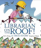 Librarian on the Roof!