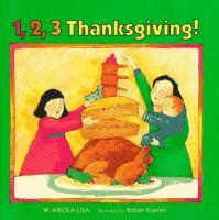 1, 2, 3 Thanksgiving!