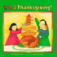 1, 2, 3 Thanksgiving!