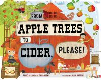 From apple trees to cider, please!