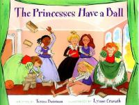 The Princesses Have A Ball