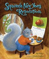 Squirrel's New Year's Resolution