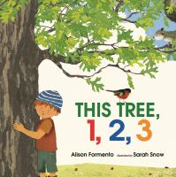 THIS TREE, 1,2,3 [board Book]