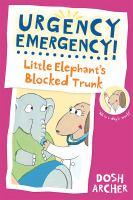 Little Elephant's Blocked Trunk