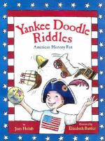 Yankee Doodle Riddles