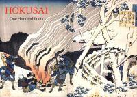 Hokusai, One Hundred Poets