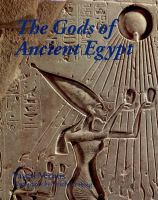 The Gods of Ancient Egypt