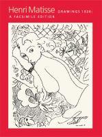 Henri Matisse, Drawings 1936