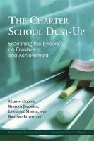 The Charter School Dust-up